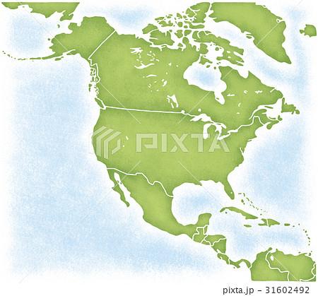 アメリカ 国 北 大陸