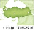 トルコの地図 31602516