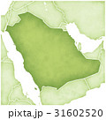 サウジアラビアの地図 31602520