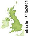 イギリスの地図 31602607