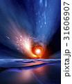 ブラックホールと宇宙オアシス 31606907