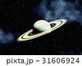 銀河とドーナツ惑星 31606924