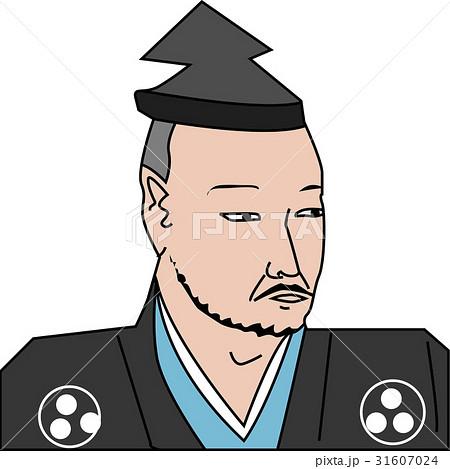 大江広元のイラスト素材 [316070...