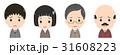 ビジネスマン ビジネスウーマン 涙目のイラスト 31608223