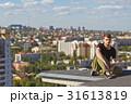 街 ルーフ 屋根の写真 31613819