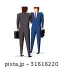 握手 ビジネスマン ビジネスのイラスト 31616220