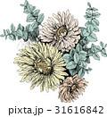 花 ビンテージ ベクターのイラスト 31616842