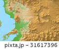 阿蘇山の地形 31617396