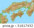 CG 3DCG 地図のイラスト 31617432