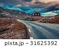 ノルウェー 空 景色の写真 31625392