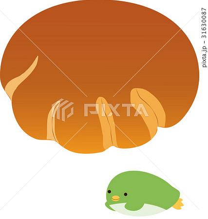 クリームパンとペンギン 31630087