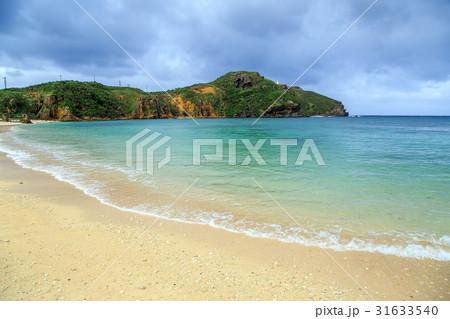 日本最西端の島 沖縄 与那国島のマーナ浜 31633540
