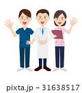 人物 医療チーム チームのイラスト 31638517