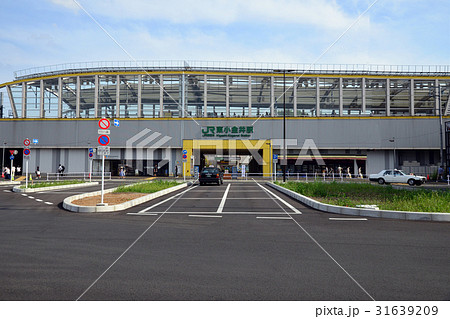 中央線 東小金井駅北口・昼・ 31639209