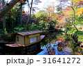 秋の紅葉庭園 31641272