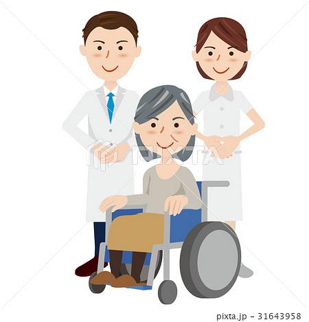 高齢者医療イメージ 31643958