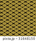 井筒割菱 模様 和柄のイラスト 31648150