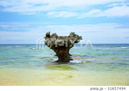 沖縄 ハートロック 正面から 31657494