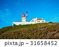 ロカ岬 灯台 青空の写真 31658452