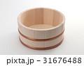 木桶 桶 風呂桶の写真 31676488