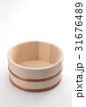 木桶 桶 風呂桶の写真 31676489