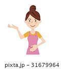 人物 女性 ベクターのイラスト 31679964