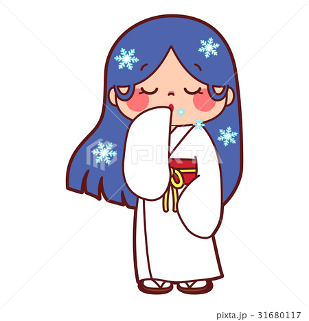 妖怪 雪女 31680117