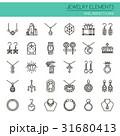 Jewelry Elements  31680413
