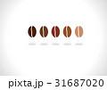 コーヒー豆 31687020