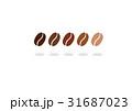 コーヒー豆 31687023