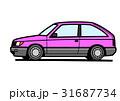 ベクター 車 国産のイラスト 31687734