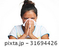 girl with flu symptom 31694426