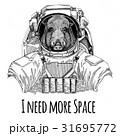 野生 野生化 スペースのイラスト 31695772