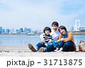 家族 人物 幼児の写真 31713875