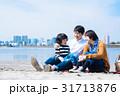 家族 人物 幼児の写真 31713876