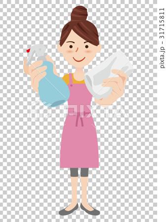 若い主婦イメージ 31715811
