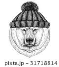 ウィンター ウインター 冬のイラスト 31718814