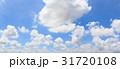 背景 ブルー 青の写真 31720108