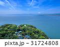 快晴 海 風景の写真 31724808