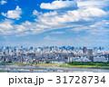 《東京都》夏空・都市風景《初夏》 31728734