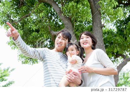 家族、公園 31729787