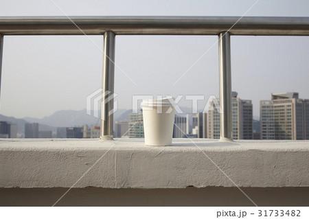 手すり 飲料 飲み物の写真素材 [31733482] - PIXTA