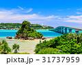 沖縄県 古宇利島 古宇利大橋の写真 31737959