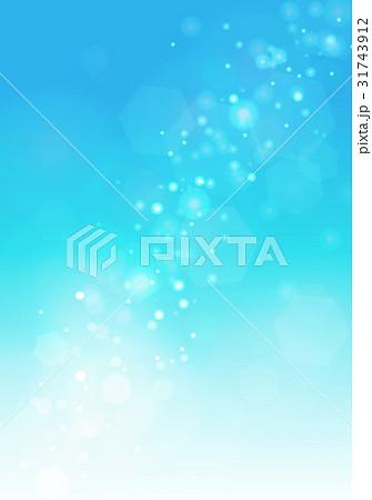 ブルーの光 31743912