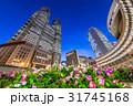 ビル 高層ビル 東京の写真 31745168