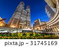 ビル 高層ビル 東京の写真 31745169