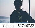 釣り 海釣り 男性の写真 31746782