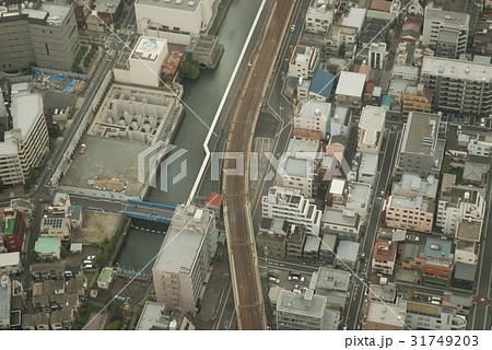 スカイツリーから見た東京の景色02 31749203