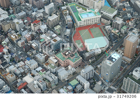 スカイツリーから見た東京の景色05 31749206