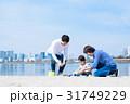 家族 お出かけ 海の写真 31749229